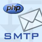 SMTP php odesílání